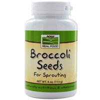 Now Foods, Real Food, Broccoli Seeds