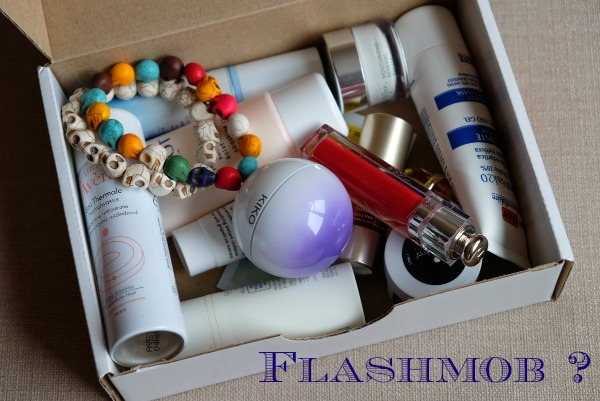 flashmob beauty-box