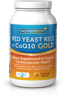 NutriGold Red-Yeast-Rice-CoQ10