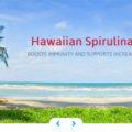 Pure Hawaiian Spirulina Pacifica