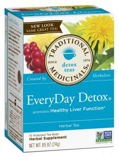 Tradit Medicinals EveryDayDetox
