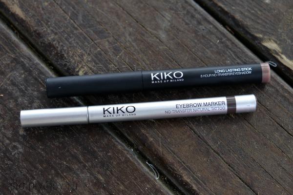 отзывы о косметике kiko milano