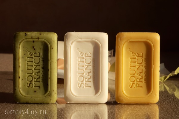 iherb soap South of France 1