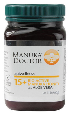 Manuka Doctor, Apiwellness, 15+ Bio Active Manuka Honey