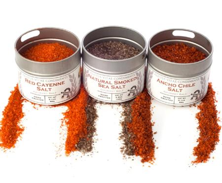 Gustus Vitae, Gourmet Salt