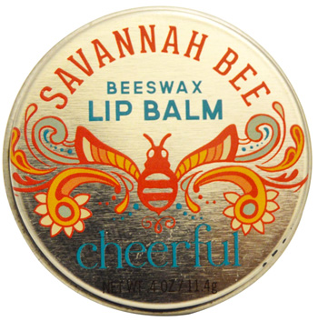 Savannah Bee Company Inc, Beeswax Lip Balm