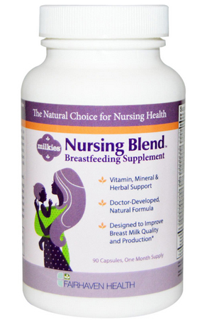 Nursing Blend Supplements 1