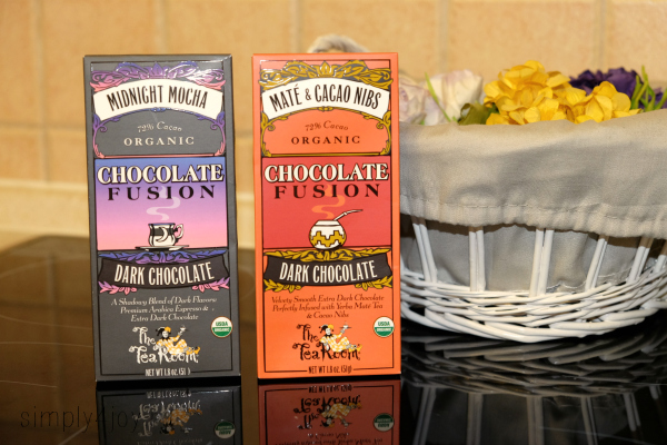 iherb chocolate fusion the tea room