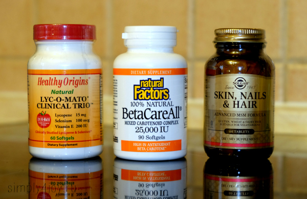 iherb skin supplements