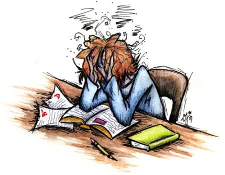 профилактика простуды и гриппа, стрессы