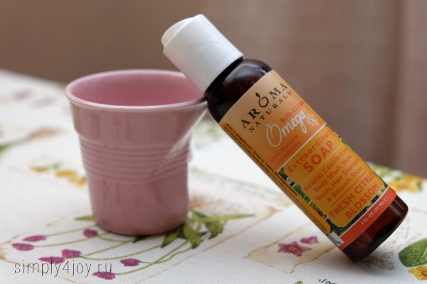 Aroma Naturals, Extraordinary Castile Soap 4