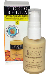 Ecco Bella Eye Nutrients Cream iherb