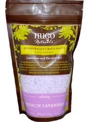 Hugo & Debra Naturals, Effervescent Bath Salts