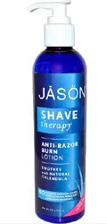Jason Natural, Shave Therapy, Anti-Razor Burn Lotion