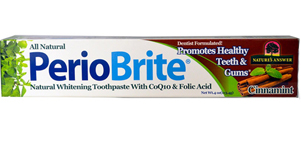 Nature's Answer, PerioBrite, Natural Whitening Toothpaste iherb