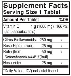 Солгар витамин С