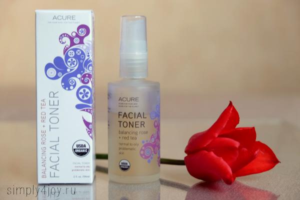 Acure Facial Toner