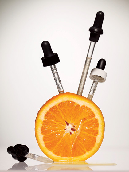 eye-droppers-orange-vitamin-c