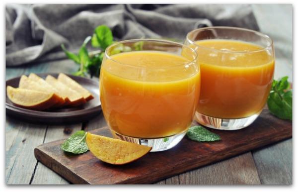 Pineapple-Lemongrass-Smoothie