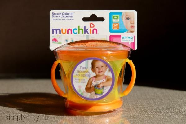 игрушки munchkin snack catcher
