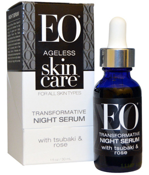 EO Products, Ageless Skin Care, Transformative Night Serum