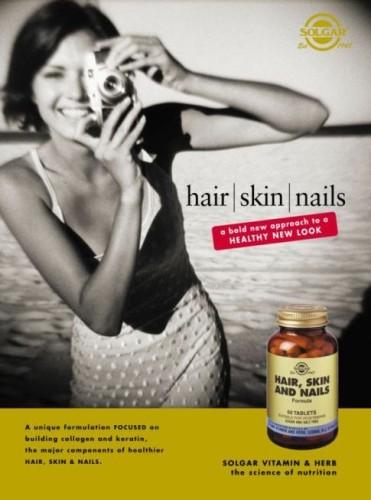 Solgar skin, nails hair лучшие витамины для кожи!