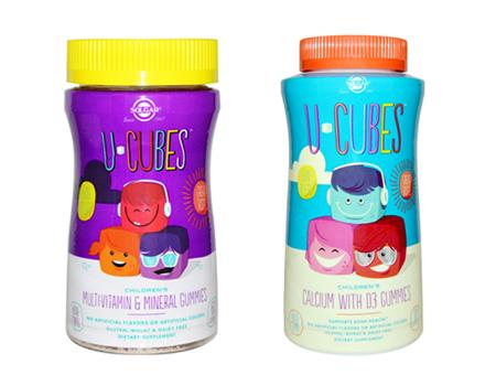 витамины для детей Solgar