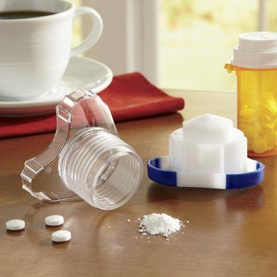 Измельчение таблеток Apex
