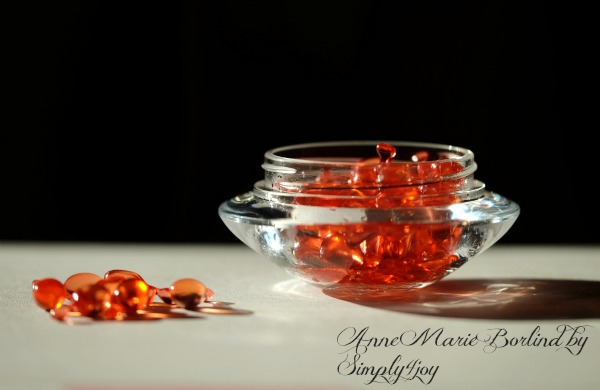 AnneMarie Borlind отзывы, капсулы с витамином С, simply4joy