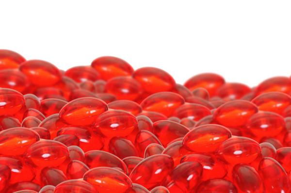 астаксантин польза для организма