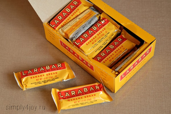 iherb haul заказ хвасты larabar батончики