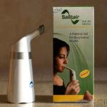 солевой ингалятор для носа и дыхания