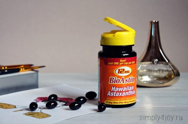 биоастин астаксантин отзывы состав