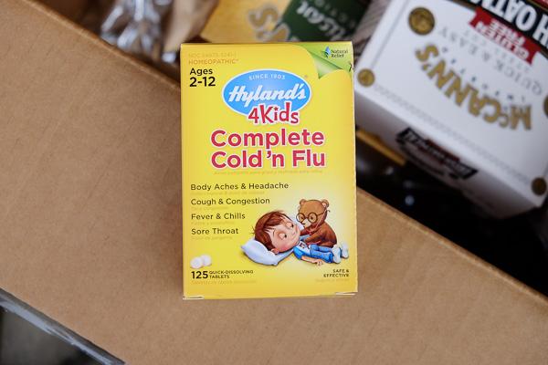 гомеопатия для детей от простуды