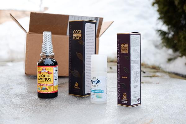 iherb посылка кислоты для чувствительной кожи