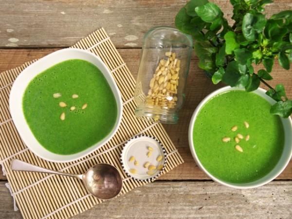 детокс диета суп из орехов рецепт