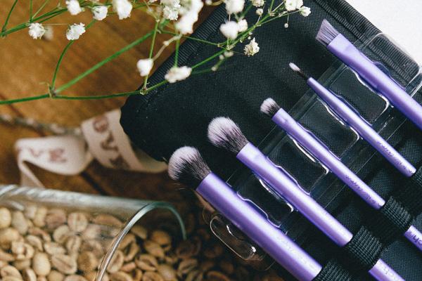 посылка iherb лучшие кисти для макияжа!