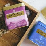 посылка iherb чай twinings