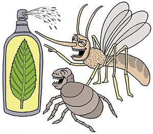 средство после укусов комаров