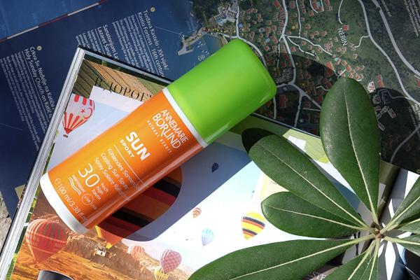 солнцезащитный крем AnneMarie Boerlind отзывы