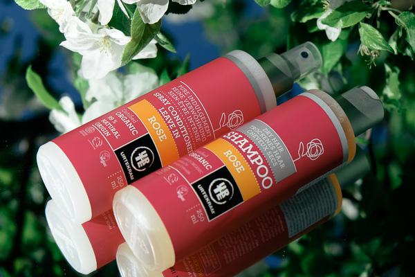 Urtekram отзывы шампунь и кондиционер для волос Роза