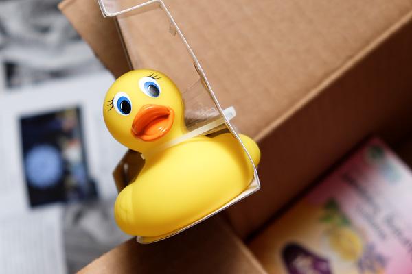 munchkin утка безопасные игрушки