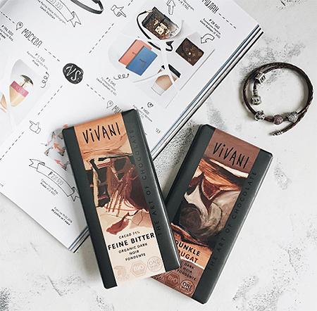 шоколад без лецитина Вивани