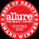 Allure best of beauty 2016