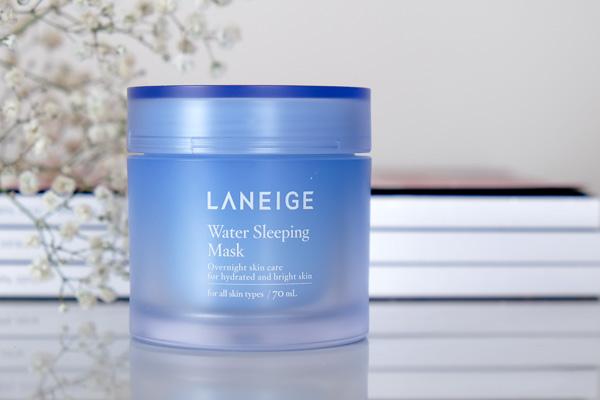 ночная маска для лица, маска Laneige, подарки iherb, simply4joy, что купить iherb