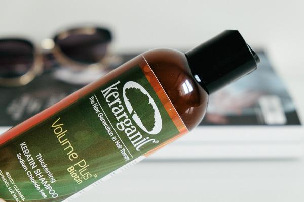 Kerarganic, кератиновый шампунь, simply4joy