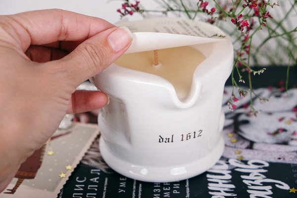 массажная свеча Santa Maria Novella, simply4joy