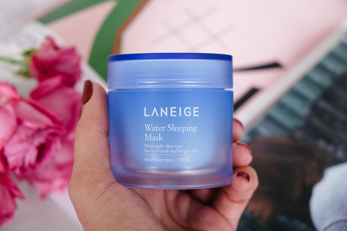корейская маска Laneige Slipping Pack