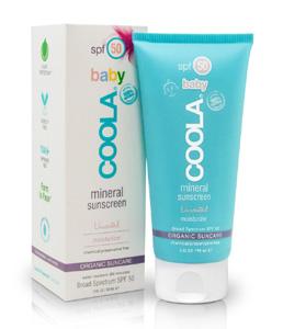 лучший детский солнцезащитный крем Coola, солнцезащитный крем для детей