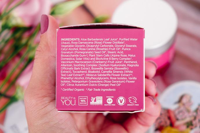 Andalou Naturals отзывы, Andalou Naturals маска 1000 роз состав